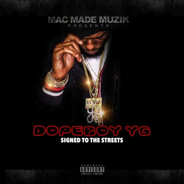 Cover art for Signed to the Streets
